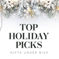 Crocker's Gift Guide: Gifts Under $120!