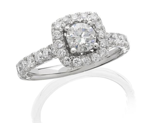 Round Bloom Diamond