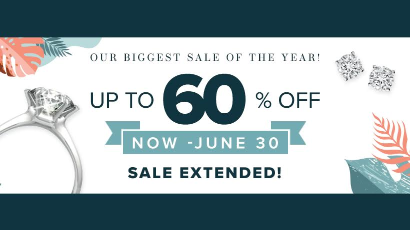 Our Biggest Sale of the Year